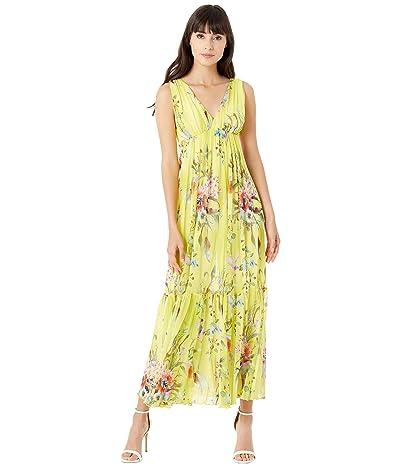 FUZZI Maxi Dress (Citron) Women