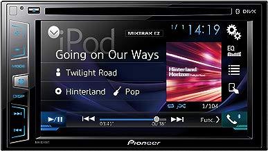 Pioneer AVH-X390BT - Pantalla Multimedia Doble, Bluetooth, pantalla táctil WVGA de 6.2