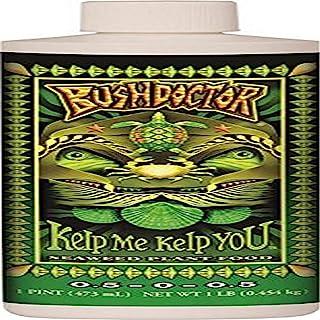 Fox Farm 732932 FoxFarm Bushdoctor Kelp You Fertilizer, 1 Pint, Clear