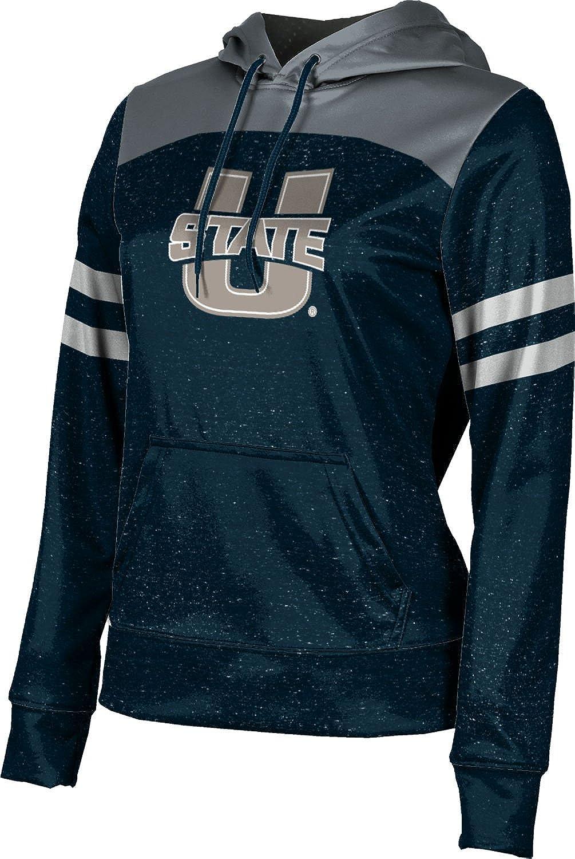 ProSphere Utah State University Girls' Pullover Hoodie, School Spirit Sweatshirt (Gameday)