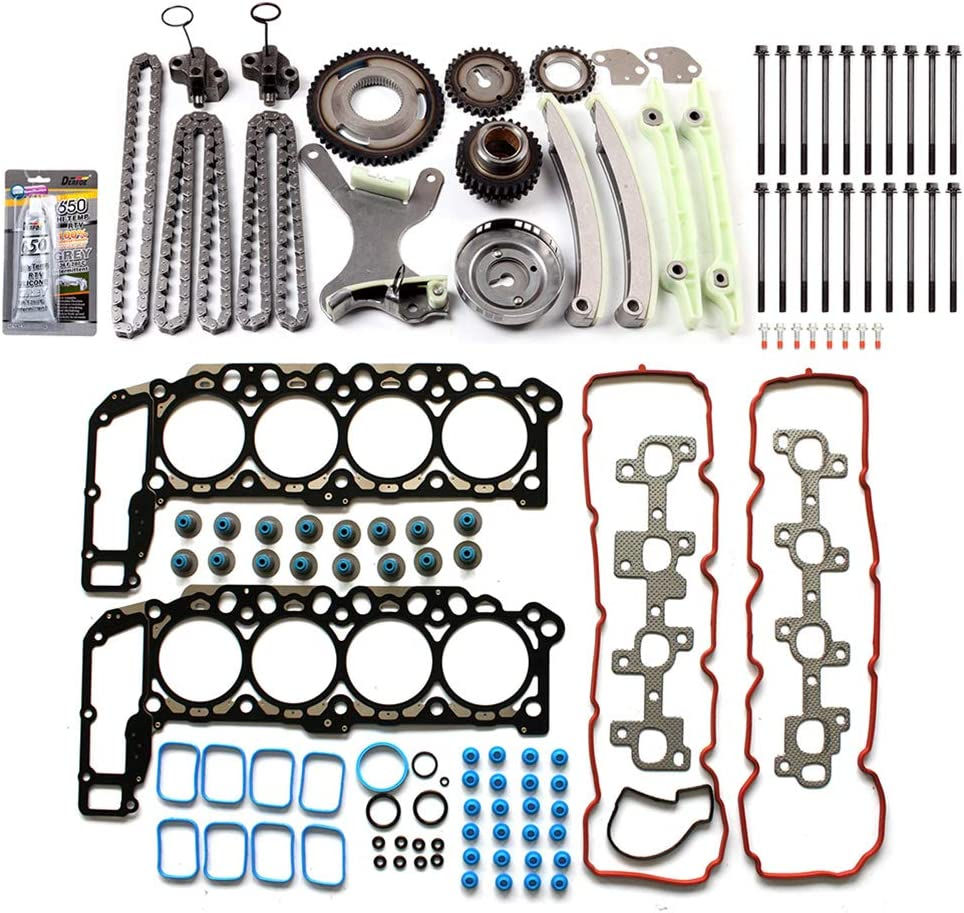 LSAILON Auto Parts 在庫処分 TKMI047L セール HS26157PT-1 Engine Timing Kits Chain