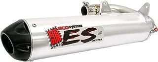 Big Gun Exhaust 07-2223 ECO Utility Silver Slip On Exhaust for Yamaha