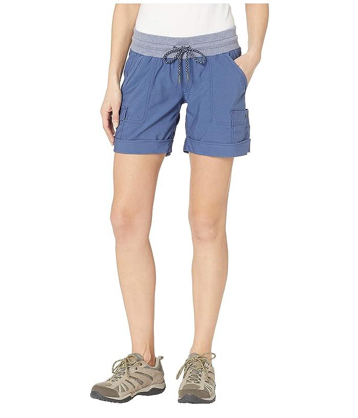 Columbia Pilsner Peaktm Pull-On Cargo Shorts (Nocturnal) Women