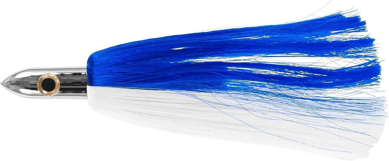 Ilander Discount mail order Iland IL400-BL WH Popular 2.5oz White 8.25in Blue