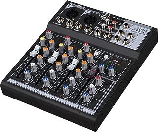 Audio 2000s Audio Mixer Sound Board (4-Channel)
