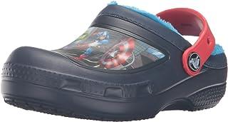 Crocs 儿童 Marvel's Avengers 内衬洞鞋