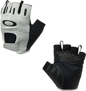 Oakley Factory Road 2.0 Short Finger Men's BMX Gloves - Jet Black/Small