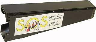 Classroom Door Safety - Model 1 (Black)