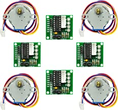 arduino stepper motor with uln2003 driver board