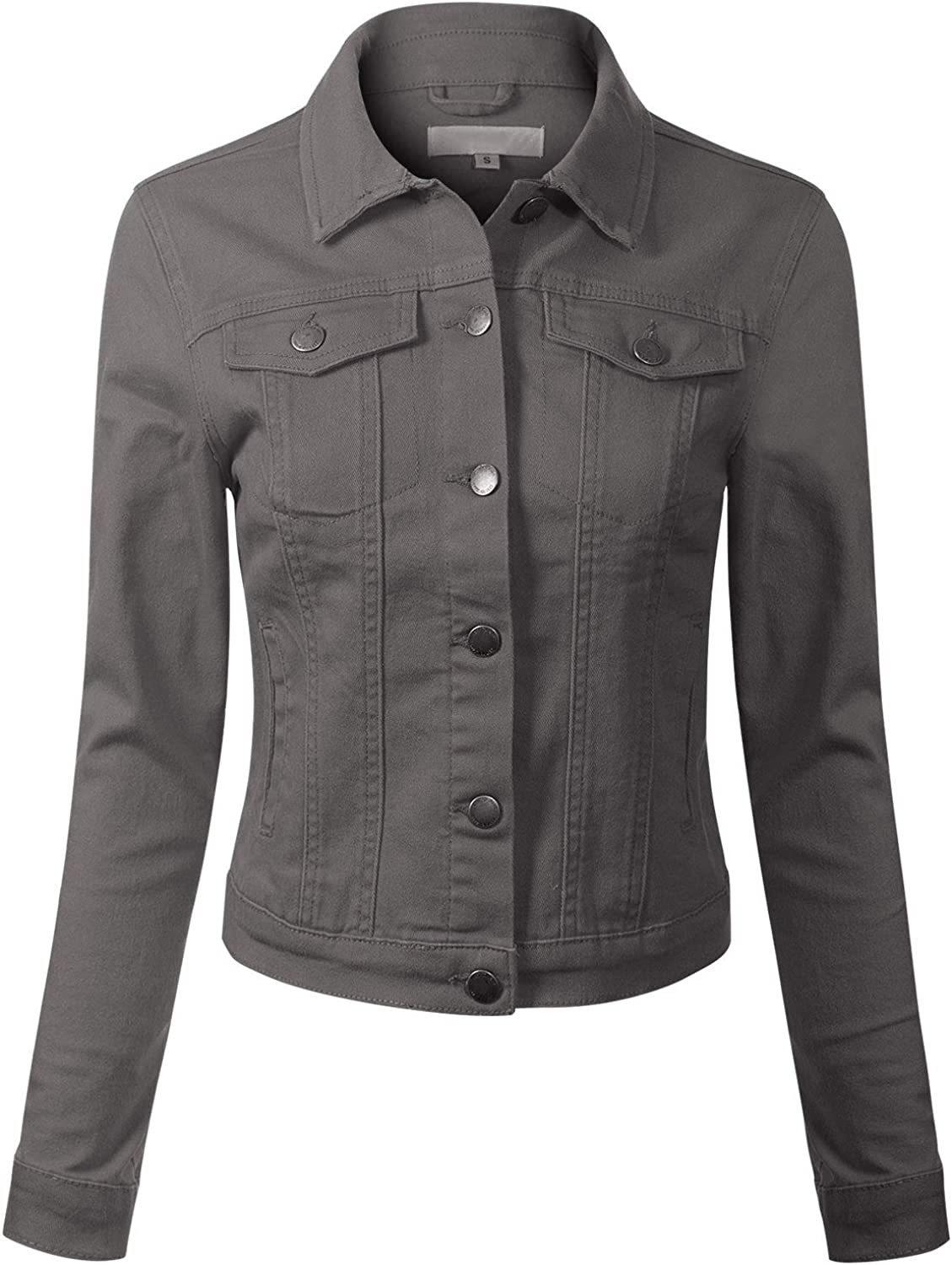 Design by Ranking TOP18 Olivia Women's Solid Button O Classic Long Sleeve Down Max 69% OFF