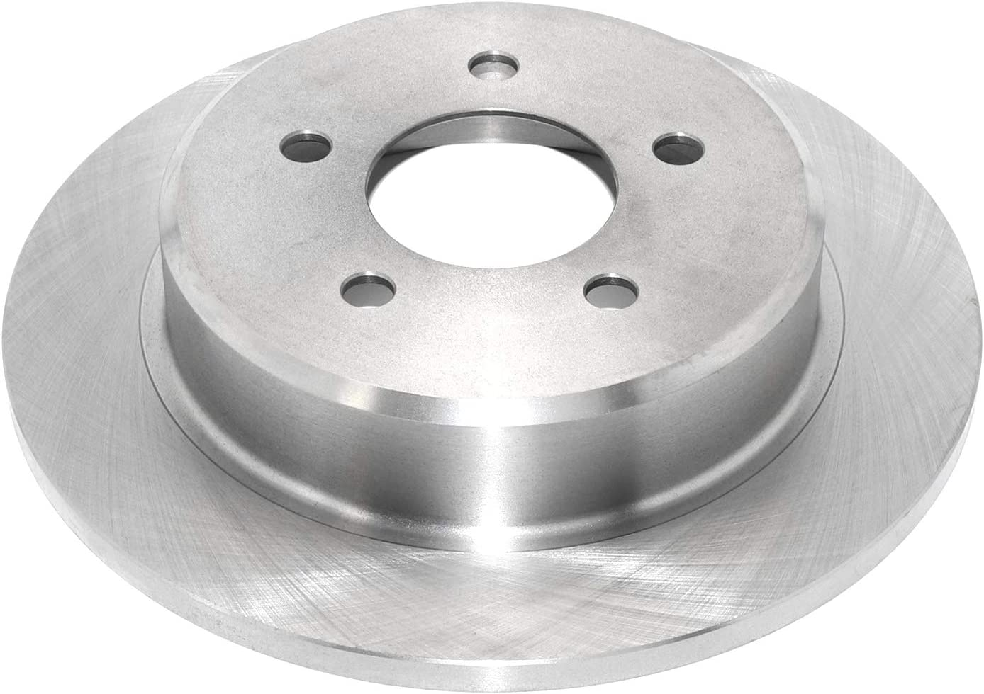 DuraGo BR538302 Rear Solid Disc Premium Electrophoretic Brake Rotor