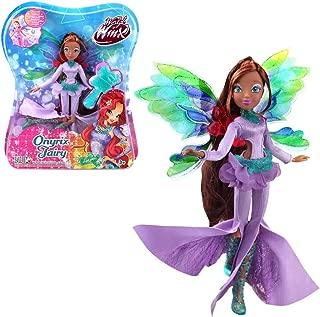 Winx Club Winx Layla   Onyrix Fairy Doll World of   Magic Twist
