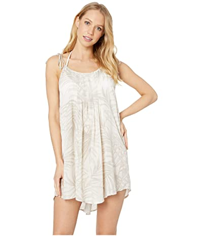 Rip Curl Shorelines Cover-Up (Off-White) Women