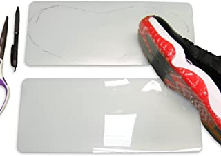 Clear Sole Protector for Sneakers - Cut to Fit 3M Pro Series Protection for All Nike Air Jordan Shoes (1)