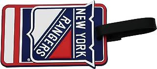 NHL New York Rangers 3D Effect Luggage Tag
