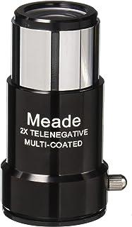 Meade Instruments 07273#126 1.25-Inch 2x Short-Focus Barlow Lens