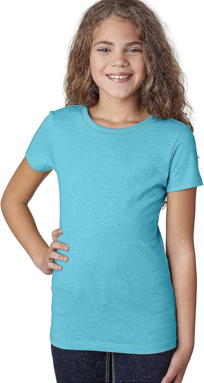 Next Level The Princess Supersoft CVC Jersey T-Shirt, XL, BONDI BLUE