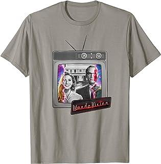 Marvel WandaVision Wanda & Vision TV T-Shirt