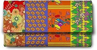 ShopMantra Multicolored Canvas Girl's Wallet (LW00000250)