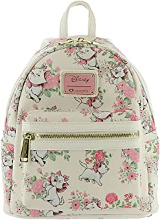 Loungefly x Disney The Aristocats Marie Floral Allover-Print Mini Backpack