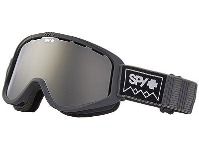 Spy Optic Woot (Deep Winter Gray/Bronze/Silver Sepctra/Persimmon) Goggles