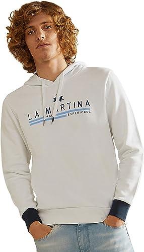 LaMartina - Sudadera - para Hombre Optic blanco S