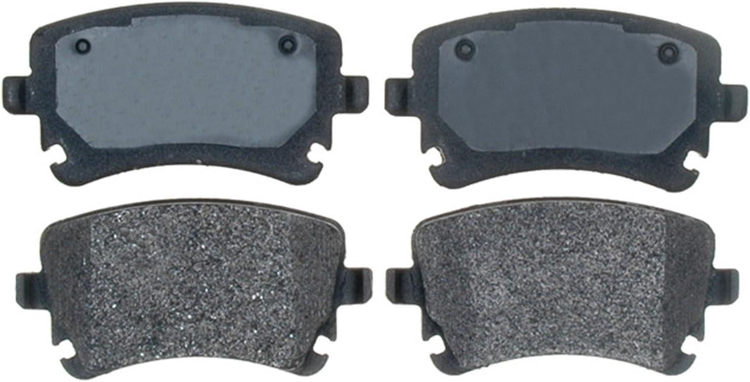 ACDelco Gold 全品送料無料 17D1018M Semi-Metallic Rear Set Pad Disc Brake ブランド品