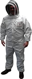 Mann Lake CV500 Honey Maker Bee Suit with Veil, White, Child