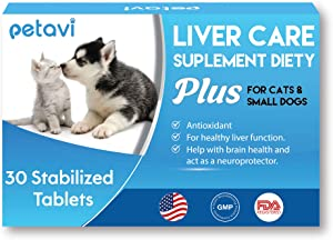 PETAVI Liver Support Pack of 3