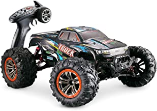 Hosim Large Size 1:10 Scale High Speed 46km/h 4WD 2.4Ghz Remote Control Truck 9125,Radio Controlled Off-Road RC Car Electr...