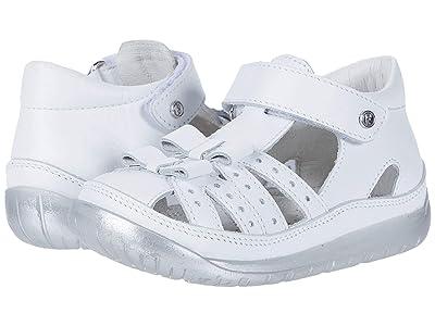 Naturino Falcotto Coachella SS20 (Toddler) (White) Girl