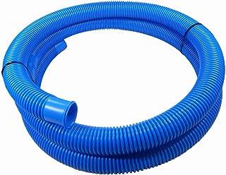 Manguera para piscina (6 m, 38 mm de diámetro), color azul