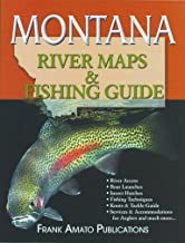 montana fly fishing rivers map