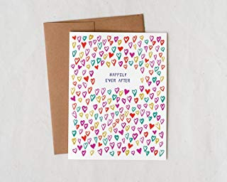 Happily Ever After - Card