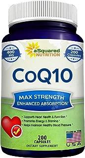 Best coq10 usp verified Reviews