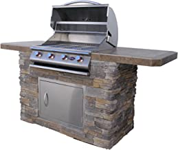 Best stone grill island Reviews