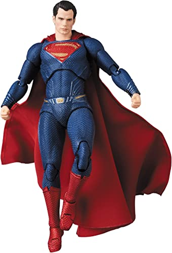 MAFEX SUPERMAN - Superman -  Justice League  Action Figure No.057