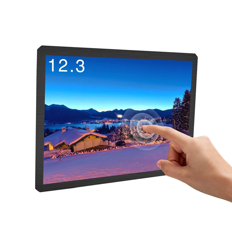 Touchscreen Portable Raspberry Computer 1600X1200