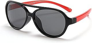 Amazon.es: gafas de sol de espejo - Rojo