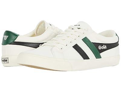 Gola Varsity (Off-White/Black/Dark Green) Men