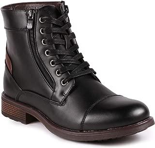 MC305 Men's Lace Up Cap Toe Oxford Boot