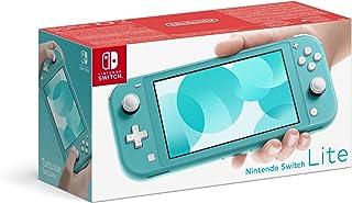 Nintendo Switch Lite Konsol Turkuaz, Resmi Distribütör Garantili