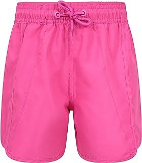 Mountain Warehouse Aruba, Pantaloncini Corti da Bagno per Bambini - Unisex, Leggeri, Traspiranti, Estivi, con Elastico in ...