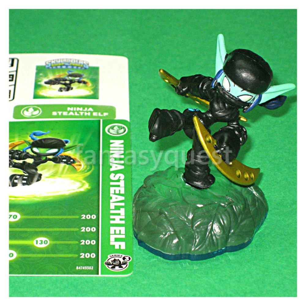 Skylanders Swap Force: Ninja National uniform free shipping Stealth Max 50% OFF Elf - New Packaging In Bulk