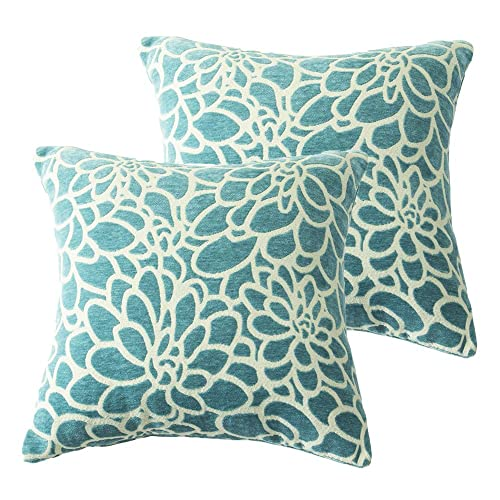 Throw Pillow Cover With Hidden Zipper Amazon Com