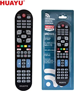 HUAYU URC1515 Samsung/Sony/LG Universal Remote Control for LCD LED TV