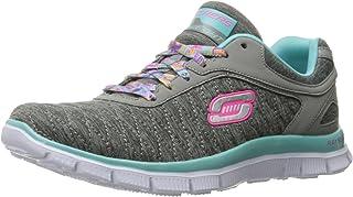 حذاء سكيتشرز Skech Appeal الرياضي للأطفال (للأطفال الصغار/الأطفال الكبار)