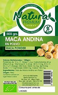 Natura Premium Maca - En Polvo 500 g