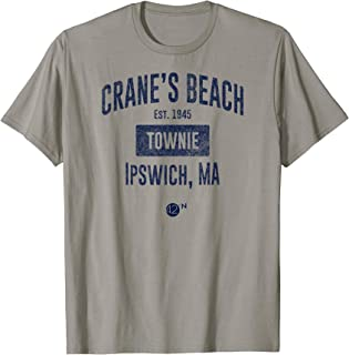 Crane's Beach Townie Arch Tee