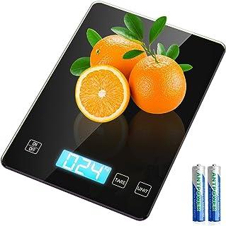 KOMOI デジタルスケール キッチンスケール デジタルはかり 10kg/1g 大画面 風袋引き 単位変換に対応 多用途 クッキングスケール 計量器 電子はかり コンパクト